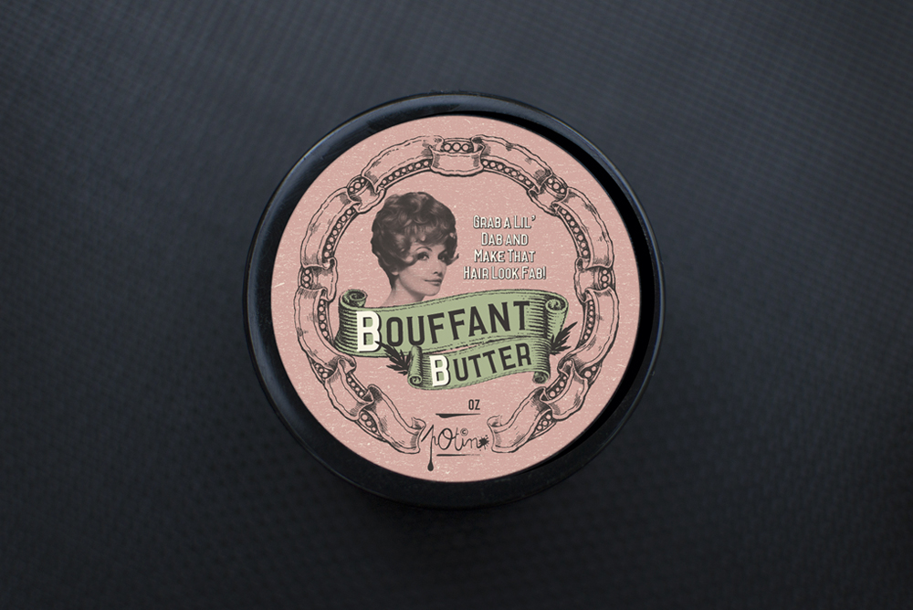 Label_Bouffant